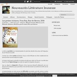 Les petites victoires, Yvon Roy, Rue de Sèvres, 2018