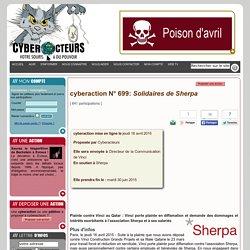 pétition cyberaction Vinci