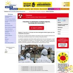 Pétition Fukushima