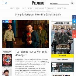 Une pétition pour interdire Gangsterdam