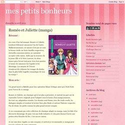 Roméo et Juliette (manga)