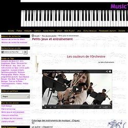 Petits jeux et entrainement musicaux #Petits #jeux et #entrainement #musicaux