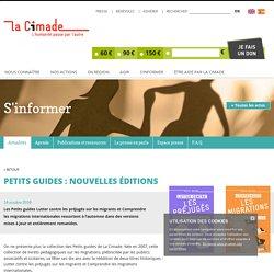 Petits guides : nouvelles éditions - La Cimade