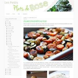 Légumes d'hiver rôtis au four