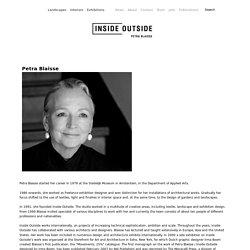 Petra Blaisse - Inside Outside