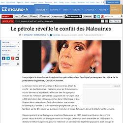 Le pétrole réveille le conflit des Malouines