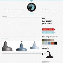 BARN LAMP, petroleum - Eleanor HomeEleanor Home