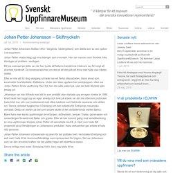 Johan Petter Johansson – Skiftnyckeln