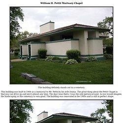 Pettit Chapel
