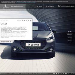 Peugeot en bref - Peugeot en bref Peugeot