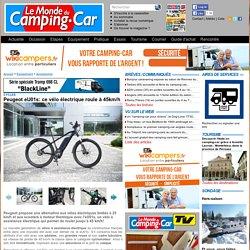 Peugeot eU01s: ce vélo électrique roule à 45km/h - Accessoires