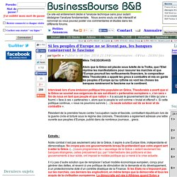 Business bourse
