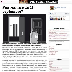 Peut-on rire du 11 septembre?
