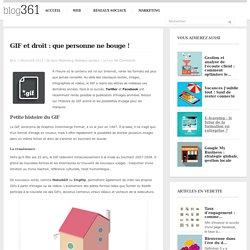 Que peuvent faire ou pas les marques quand il s'agit de GIFs ? Blog 361