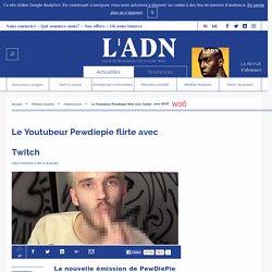 PewDiePie Best Club - PewDiePie lance sur une nouvelle émission sur NetGlow, sa chaîne Twitch