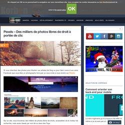 Pexels - Des milliers de photos libres de droit à portée de clic