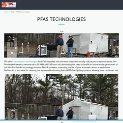 PFAS Technologies - thermalrs