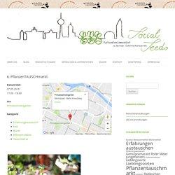 6. PflanzenTAUSCHmarkt