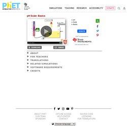 pH Scale: Basics - pH