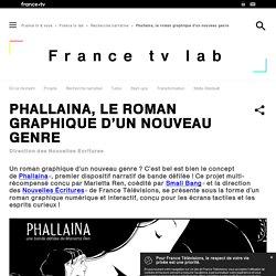 Phallaina, le roman graphique d'un nouveau genre