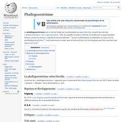 Phallogocentrisme
