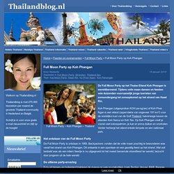 Full Moon Party – Koh Phangan – Thailand