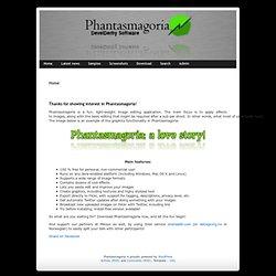 Phantasmagoria » Home
