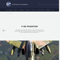 F-4D Phantom - The Collings Foundation