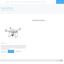 Série Phantom 3 – Drones Intelligents