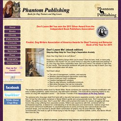 Phantom Publishing - Don't Leave Me!
