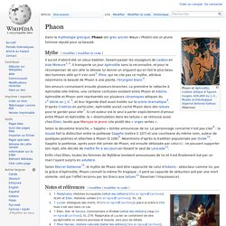 Phaon