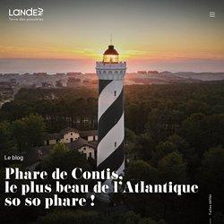 Phare de Contis, le plus beau de l'Atlantique so so phare!