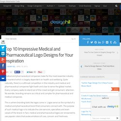 Top 10 Impressive Medical and Pharmaceutical Logo Designs for Your Inspiration
