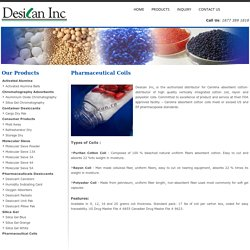 Pharmaceutical Desiccants