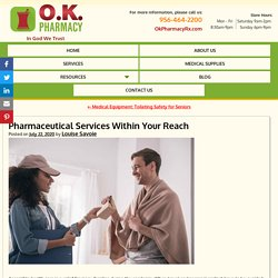 Pharmaceutical Services Within Your Reach