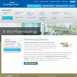 Pharmacology Database