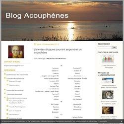pharmacopee : Acouphènes