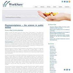 Pharmacovigilance - Pharmacovigilance Services