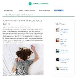 pharmacy.com.mt - The Cold versus the Flu