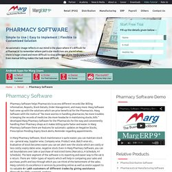 Pharmacy Billing Software free download full version Trial