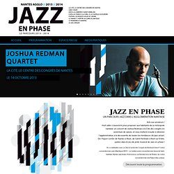 Site web Jazz en phase