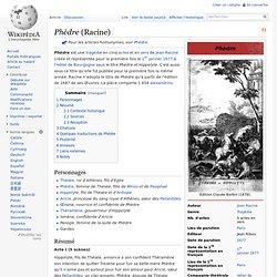 Phèdre (Racine)