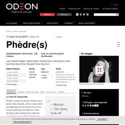 Phèdre(s)