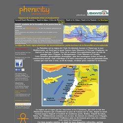 Phenicity,villes phéniciennes et comptoir phéniciens en Méditerranée, Tyr, Byblos, Carthage, Tingis, Lixus, Liban, Tunisie, Maroc, Turquie, Syrie