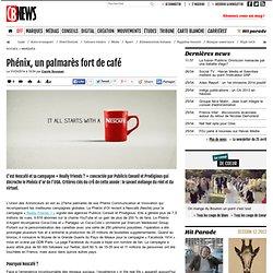 Phénix, un palmarès fort de café