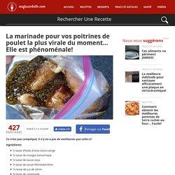 La marinade pour vos poitrines de poulet la plus virale du moment... Elle est phénoménale! - Ma Fourchette
