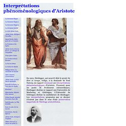 interpretations_phenomenologiques_d_aristote