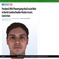 Parabon's DNA Phenotyping Had Crucial Role in North Carolina Double-Murder Arrest, Conviction