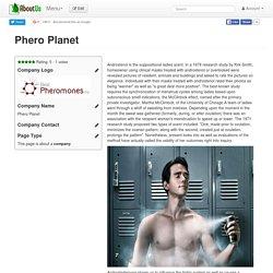 Phero Planet