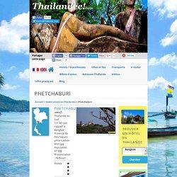 Phetchaburi en Thaïlande
